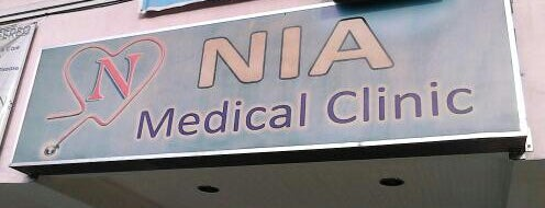 NIA Medical Clinic is one of Tempat yang Disukai Reen.