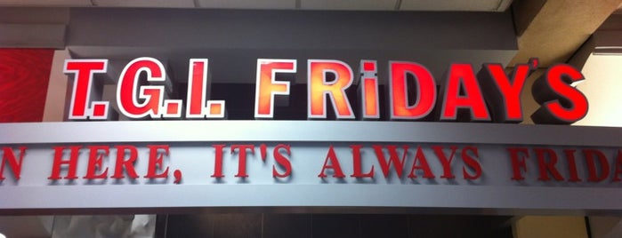 TGI Fridays is one of Posti che sono piaciuti a Aptraveler.