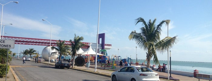 Plaza De Las Perlas is one of Campeche. Ciudad del carmen.
