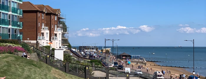 Westcliff-On-Sea Beach is one of Epping & Basildon & Chelmsford & Southminster.