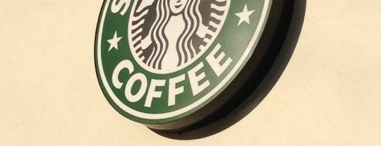 Starbucks is one of Sergio M. 🇲🇽🇧🇷🇱🇷'ın Beğendiği Mekanlar.