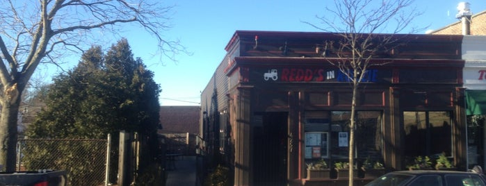 Redd's In Rozzie is one of Pubs, Clubs & Restaurants in Greater Boston.
