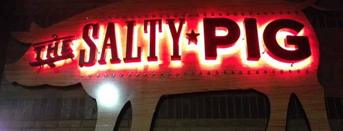 The Salty Pig is one of Pubs, Clubs & Restaurants in Greater Boston.