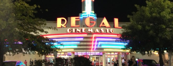 Regal Hamburg Pavilion IMAX & RPX is one of Brett's Liked Places.