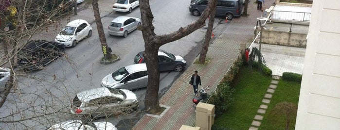 kadı pasa sokak is one of Tempat yang Disimpan Ozlem.