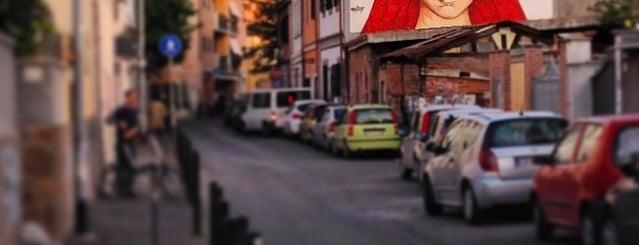 Pigneto is one of 101 cose da fare a Roma almeno 1 volta nella vita.