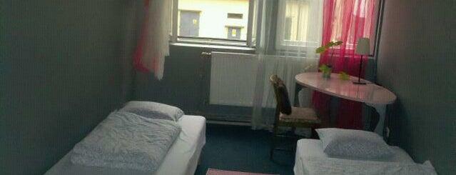 Melange Hostel is one of Hostels in Poznań.