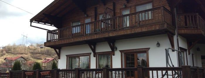 Casa Tolstoi is one of Munte RO.