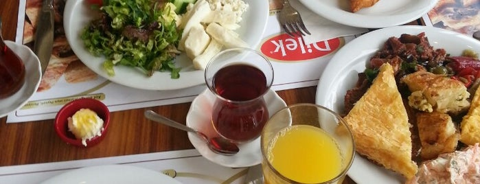 Dilek Pastanesi is one of İstanbul Yeme&İçme Rehberi - 5.