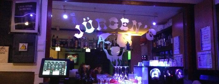 Jurgen's Bar is one of Lissabon.