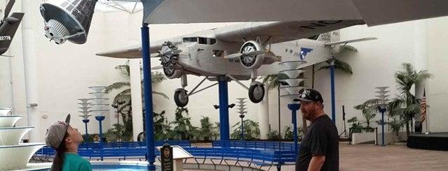San Diego Air & Space Museum is one of San Diego.