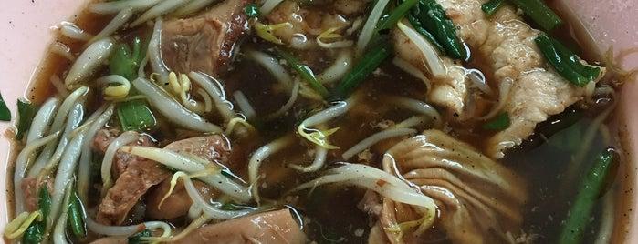 รสดีเยี่ยม ก๋วยเตี๋ยวเนื้อวัว (โคขุน) is one of เชียงใหม่_5_noodle.