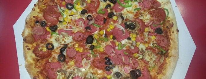 Domino's Pizza is one of Meltem : понравившиеся места.