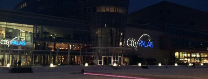 Casino Duisburg is one of Rheinschafe on a map.