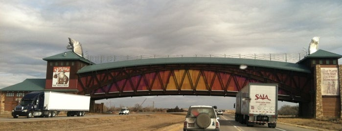 Great Platte River Road Archway is one of Roadtrip Wish List.