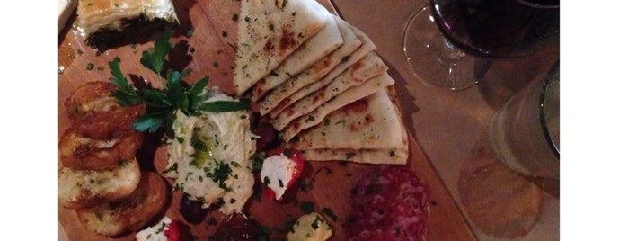 Ziziki's is one of Dallas Cheeseboards.