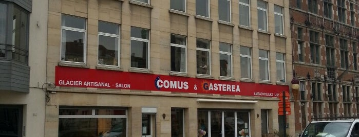 Comus & Gasterea is one of Alimentation Bruxelles.
