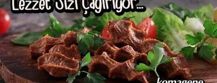 Komagene Ataköy is one of Duygum'la gittiğim yerler.