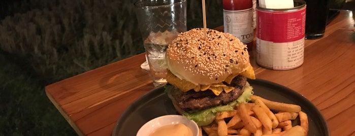Wacko Burger Cafe is one of Bali.