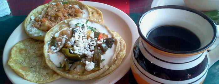 Sopes y Gorditas Lupita II is one of Lista de Restaurantes (F Chandler).