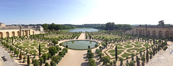 Schloss Versailles is one of BENELUX.
