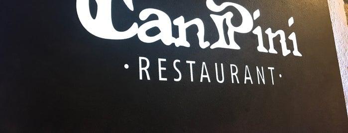 Restaurant Can Pini is one of Posti che sono piaciuti a enrico.