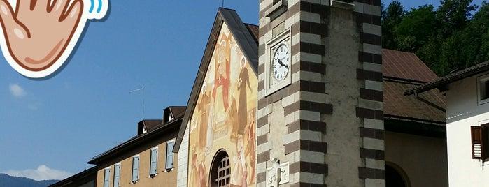 Fiera Di Primiero is one of Posti che sono piaciuti a DINCANTO.