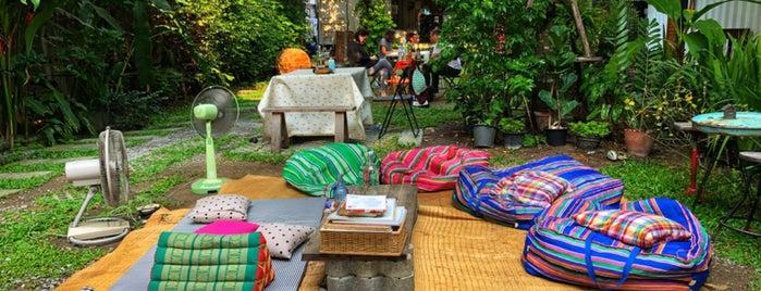 The Yard is one of Bangkok.