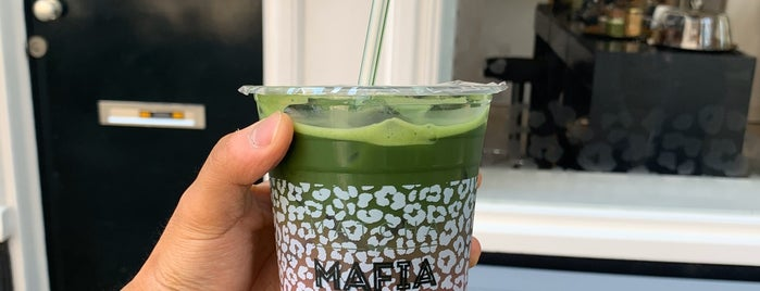 Matcha Mafia is one of Tu e o holandês.