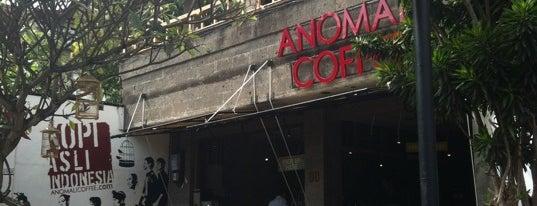 Anomali Coffee is one of Где поесть в Убуде.