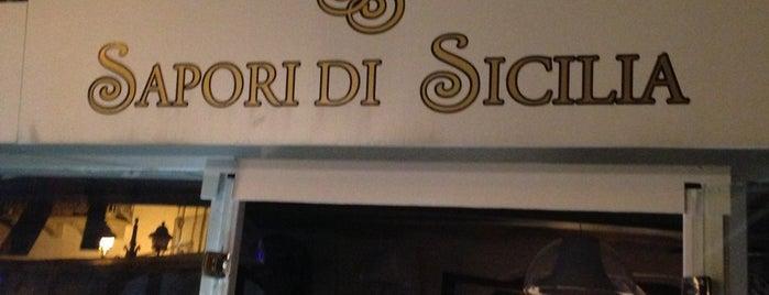 Sapori Di Sicilia is one of San Vito.