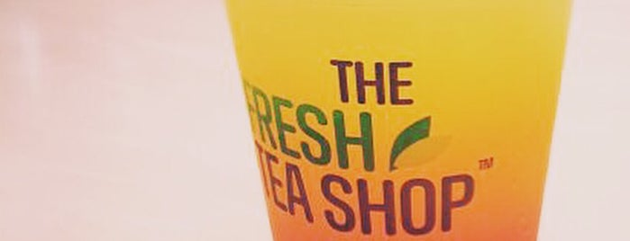 the FRESH TEA SHOP is one of Alice's Liked Places.