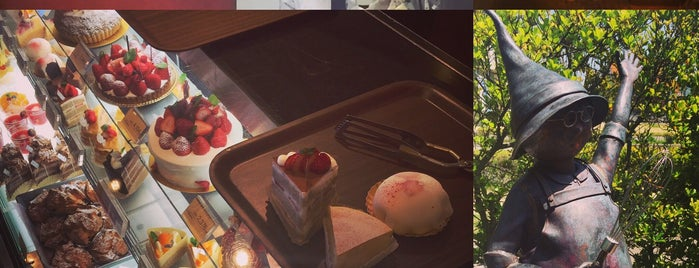 Patissier es koyama is one of Alice's Liked Places.
