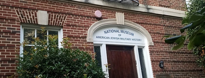 National Museum of American Jewish Military History is one of Nation's Capitol.