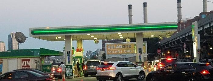 BP is one of Y. : понравившиеся места.