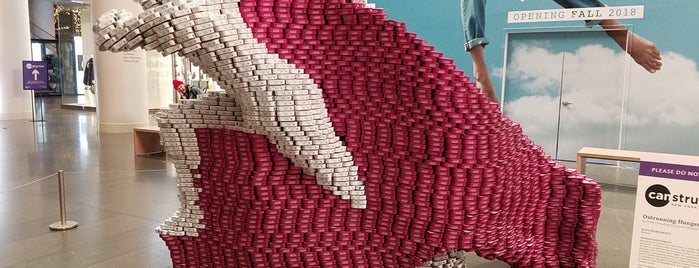 American Express Canstruction Room is one of Posti che sono piaciuti a Alberto J S.
