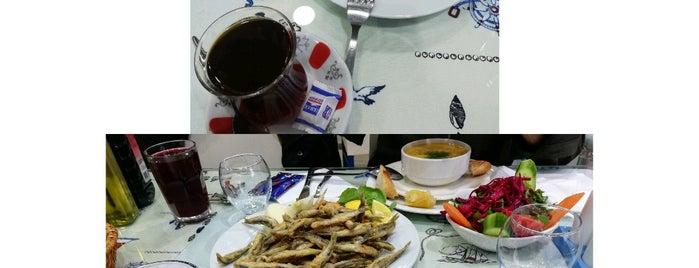 Ataköy Balıkçısı Bakırköy is one of Posti che sono piaciuti a M.Fuat.