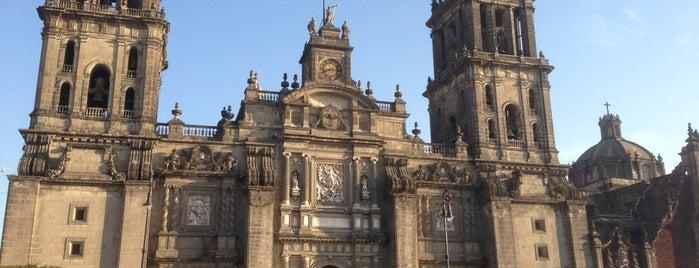 Catedral Metropolitana de la Asunción de María is one of Ciudad de México y alrededores.