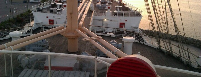 The Queen Mary is one of Things to do in SoCal.