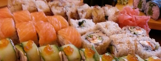 Сушия / Sushiya is one of Sushi. Kyiv. Японская кухня.