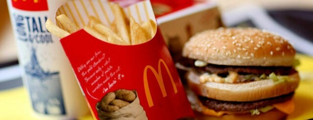 McDonald's is one of Fernando : понравившиеся места.