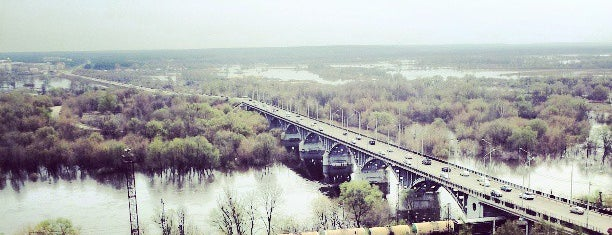 Смотровая площадка is one of Владимир.