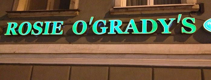 Rosie O'Grady's is one of pubs, drinks.