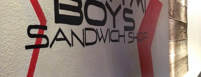 Banh Mi Boys is one of Toronto's Best Resto & Food.