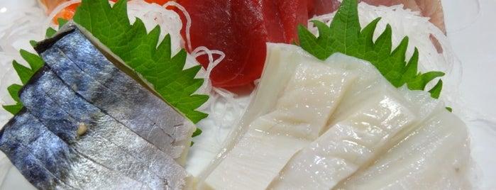 瑠玖&魚平 is one of สถานที่ที่ Yasufumi ถูกใจ.