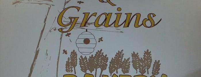 Honey & Grains Bakery is one of สถานที่ที่บันทึกไว้ของ Ry.