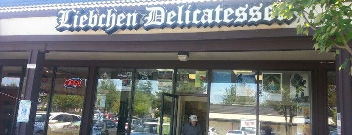 Liebchen Delicatessen is one of Alaa : понравившиеся места.