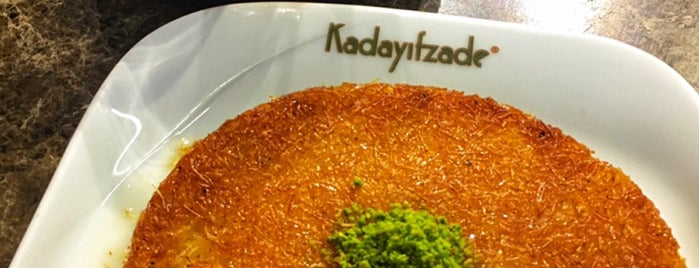 Kadayifzade Etiler is one of Etiler.