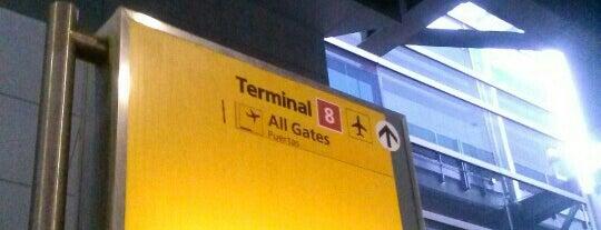 John F. Kennedy Uluslararası Havalimanı (JFK) is one of Airports of the World.