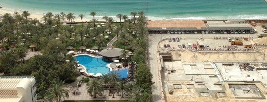 JA Ocean View Hotel is one of Mama in Dubai 🦁.